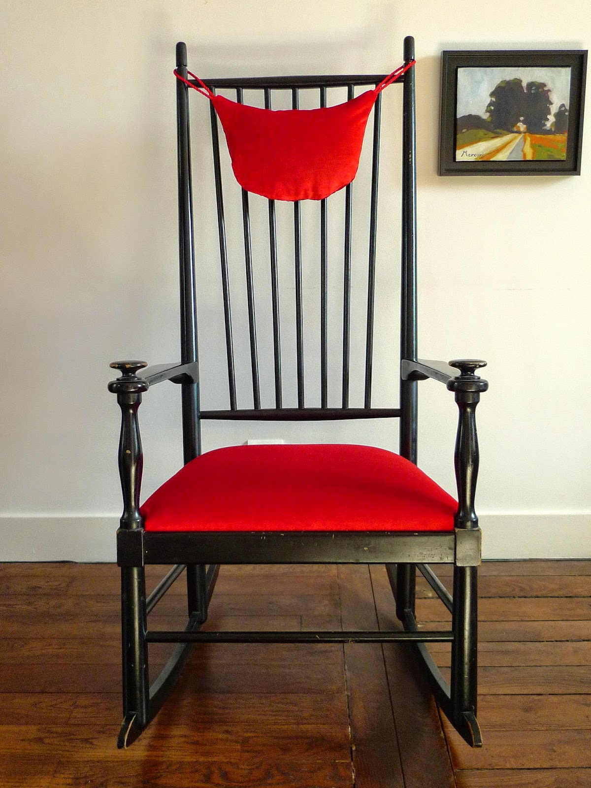Rocking Chair 50's édité Par Gemma. Full resolution  file, nominally Width 1200 Height 1600 pixels, file with #C70410.