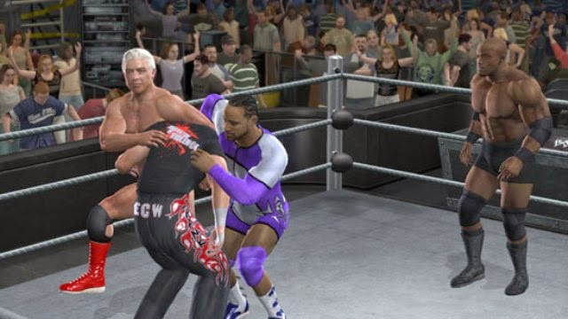 WWE Raw Ultimate Impact PC Games Gameplay