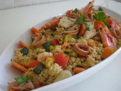 In cucina con vale cuscus di pesce - Cucina con vale ...
