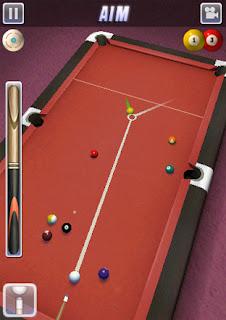 game handphone ponsel nokia 5300 Pool Star