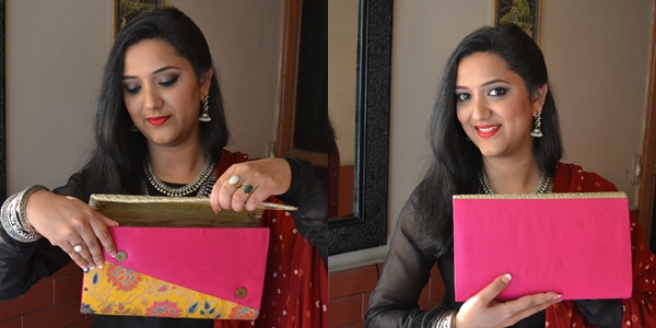 Envelope Clutch bag india