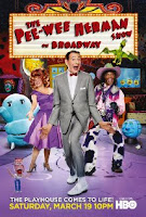Download The Pee Wee Herman Show on Broadway (2011) DVDRip 400MB Ganool