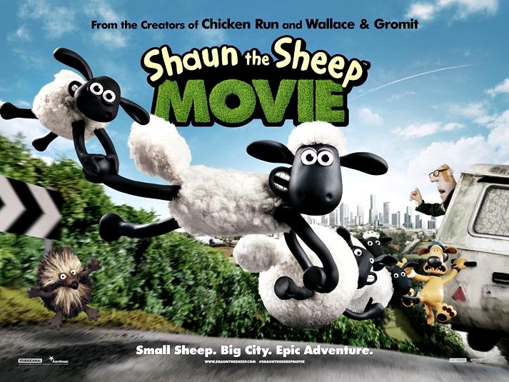Póster: La oveja Shaun