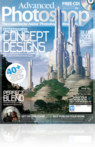 Advanced Photoshop Magazine issue 038