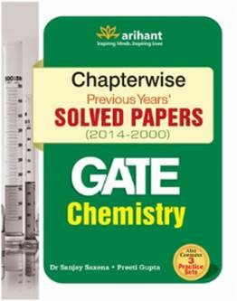 GATE CY Chemistry Reference Books online in pdf format