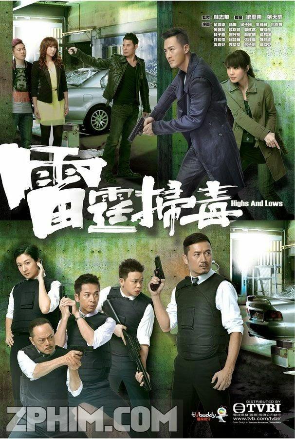 Lôi Đình Tảo Độc - Highs and Lows (2012) Poster