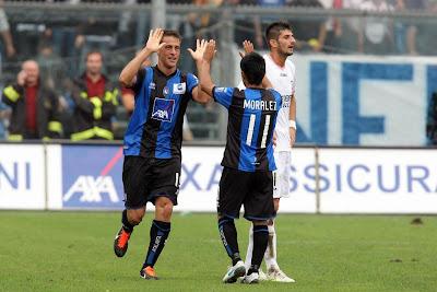 Atalanta Palermo 1-0 highlights