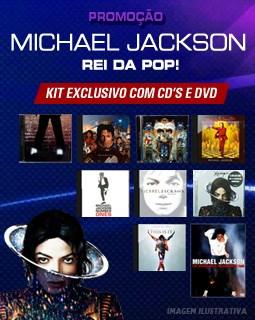 Participar Promoção Transamérica Michael Jackson O Rei do Pop