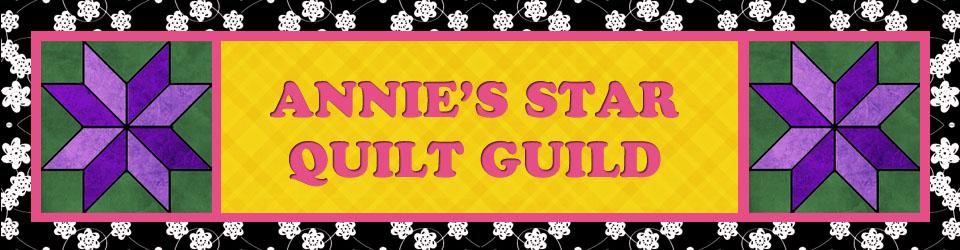 Annie's Star Quilt Guild
