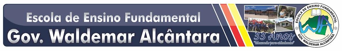 EEF GOVERNADOR WALDEMAR ALCÂNTARA