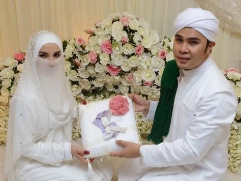 Majlis Akad Nikah Adam dan Fiza