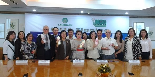 LANDBANK and NDA partner for MILK financing program