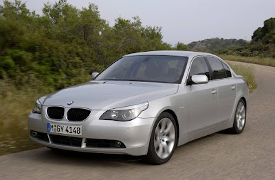 2004 BMW E60 5 Series, a car that divided opinion but has aged well