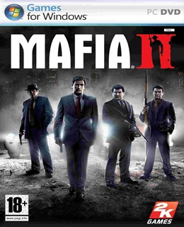 MAFIA II PC Box