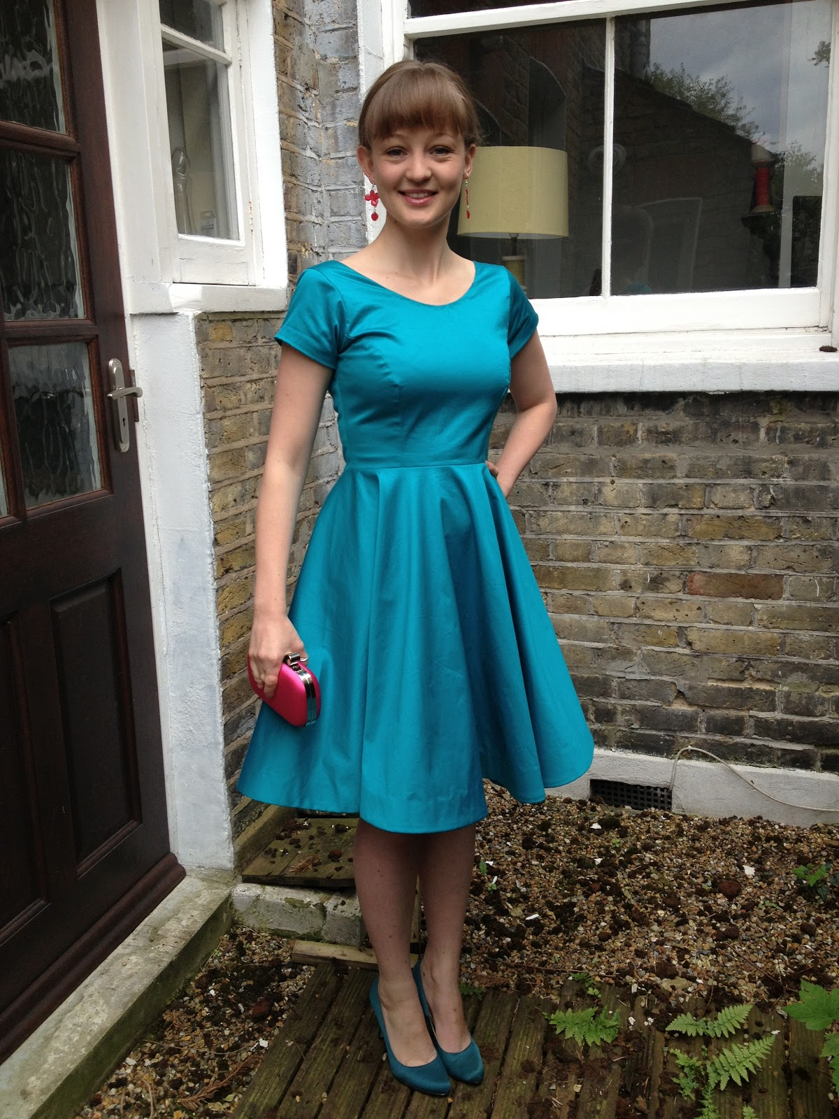 Diary of a Chain Stitcher : A Special Circle-Skirted Elisalex