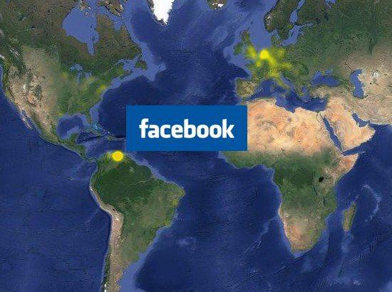 Facebook bloqueado en Venezuela