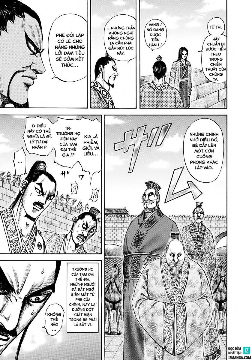 Kingdom - Vương Giả Thiên Hạ Chapter 188 page 8 - IZTruyenTranh.com