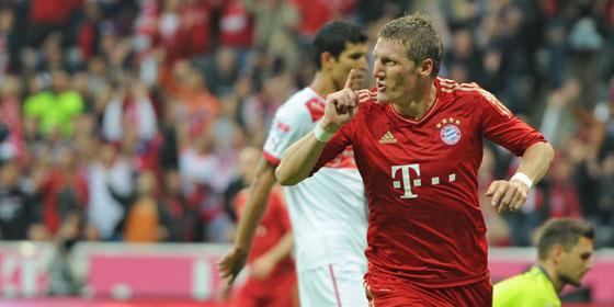 Hasil Liga Jerman: Bayern Munchen Menang Telak 6-1 atas Vfb Stuttgart