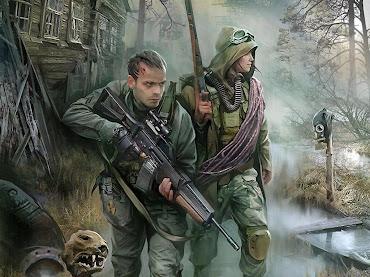 #41 Stalker Wallpaper