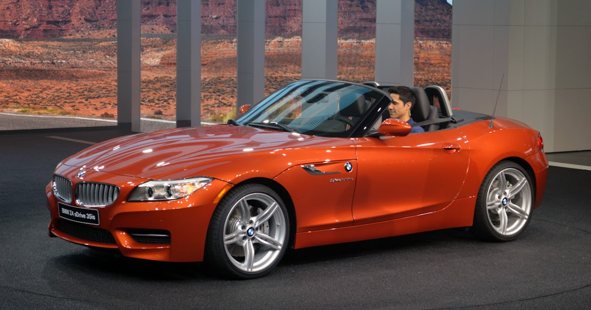 All Cars Nz 2013 Bmw Z4 Sdrive35is 2014 Detroit