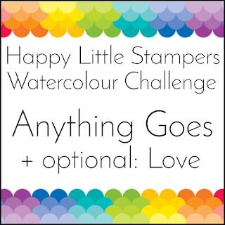 HLS June Watercolour Challenge