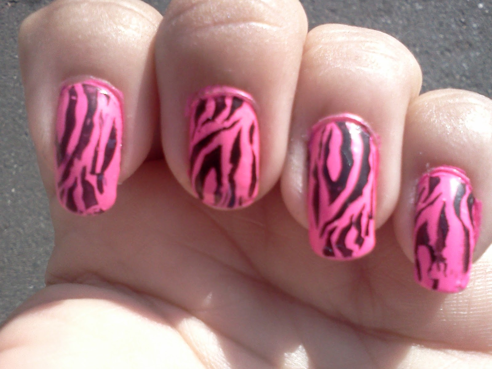Salon Express Nail Art Paint