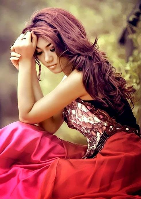dreamwallpics stylish dp of girls for facebook and whatsapp