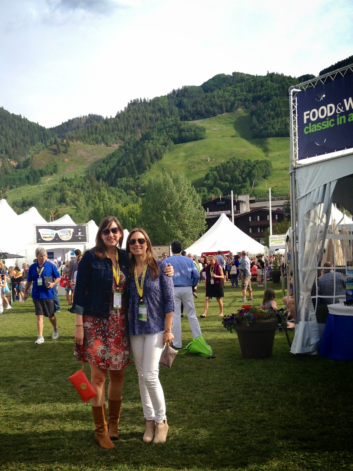 Aspen FOOD & WINE Classic - The Memories