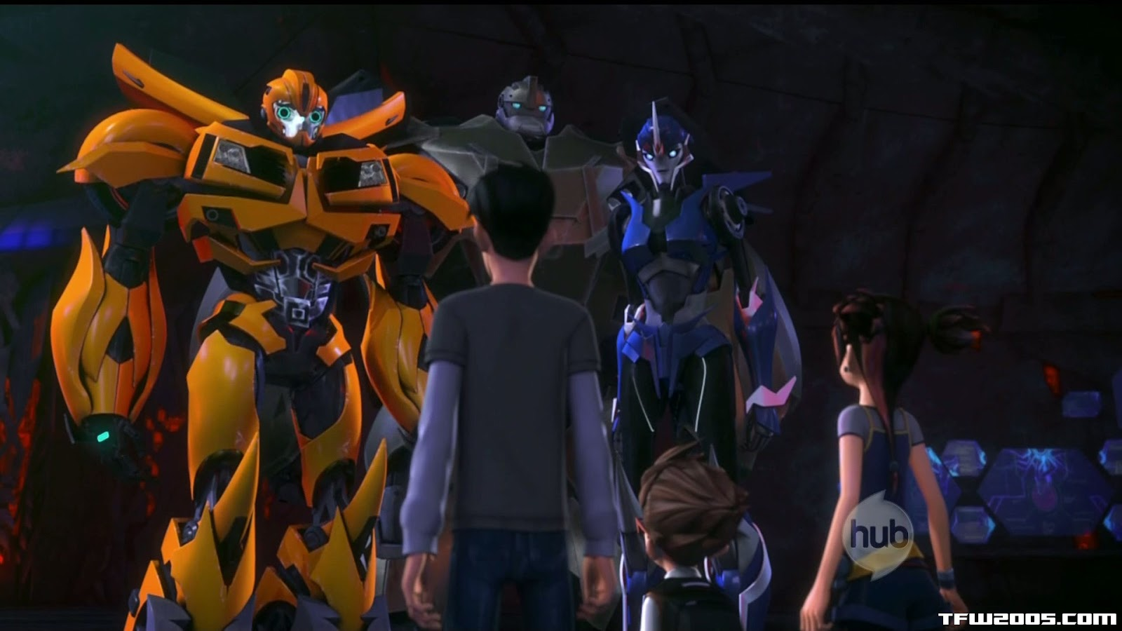 Transformers Prime Arcee And Jack Fanfiction Romance Shadowcon reviews: transformers prime season 1 episode 4: �darkness rising,