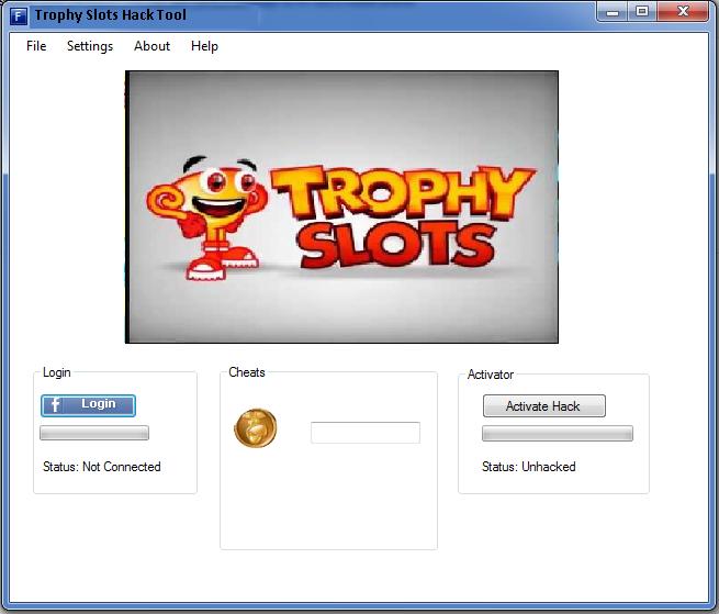 trophy slots mod