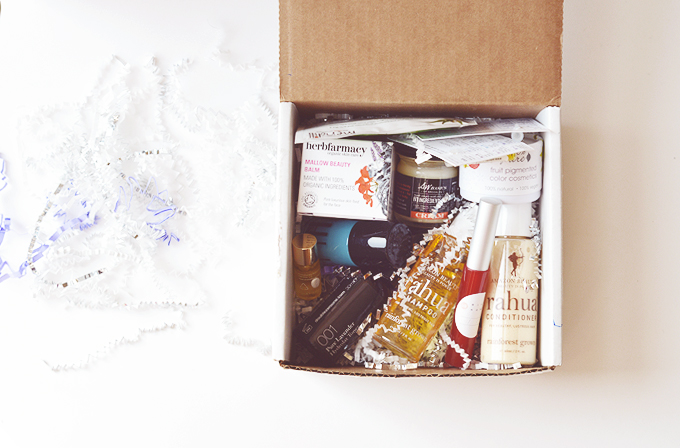 The Great Green Beauty Box Giveaway