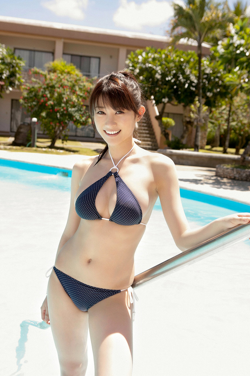 Mikie Hara Sexy Girl Bikini Part 3 | 1000asianbeauties