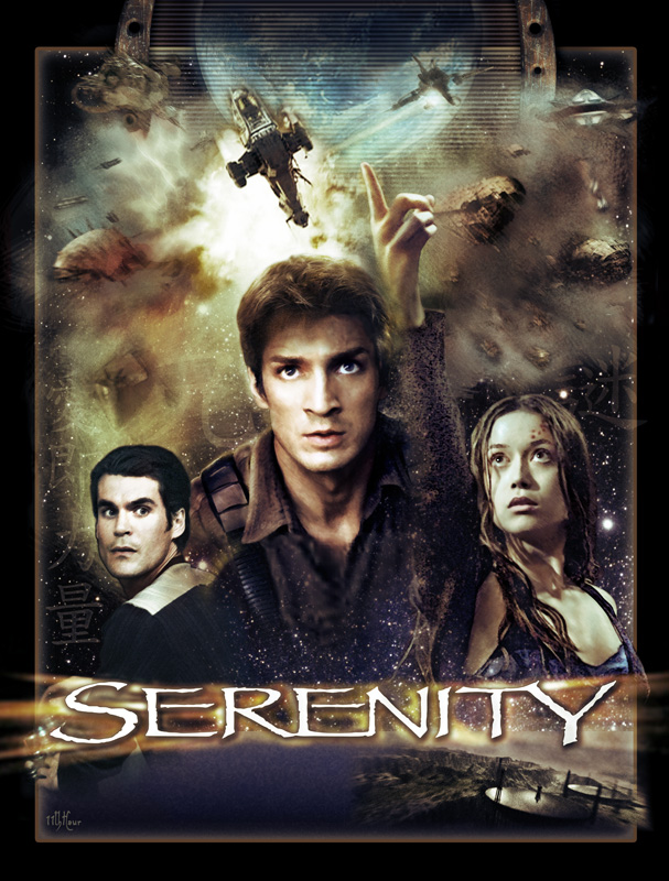 Firefly tv poster - photo#28