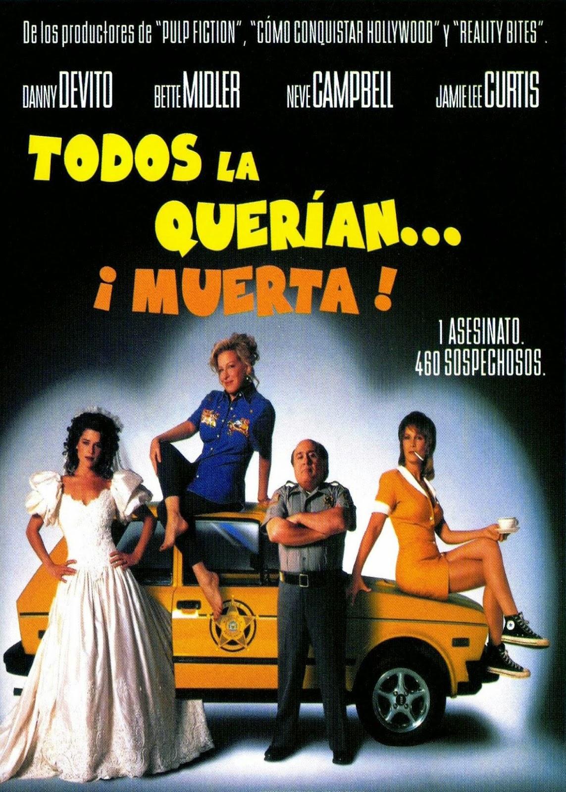 Todos la querían muerta (2000)