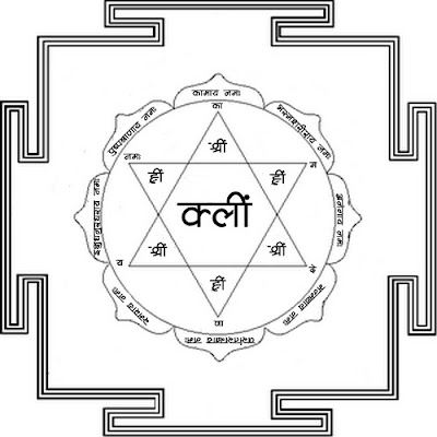 kamdev yantra for love and attraction