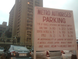 Injustice in Parking: the example of Delhi
