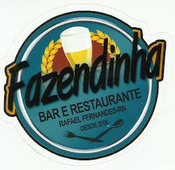 Fazendinha Bar e Restaurante, aberto todos os dias para café, almoço e jantar