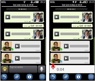 WhatsApp for Nokia 5800, N97, X6, N8,