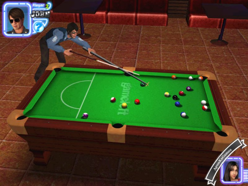 Midnight Pool 3D Screenshots