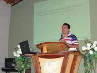 Missionário Cleber Campos - Palestra