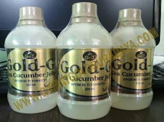 jelly gamat gold g tutup baru
