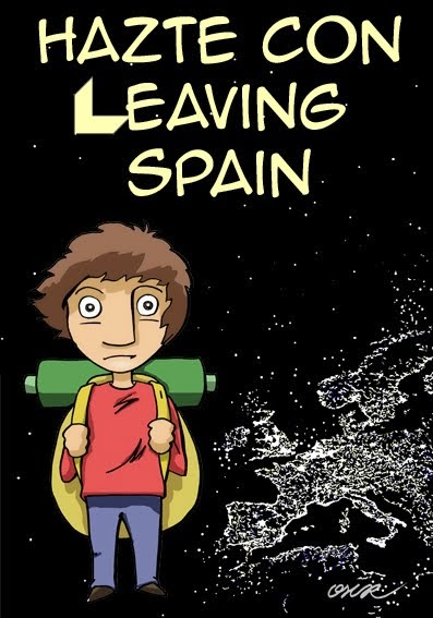 Hazte con Leaving Spain