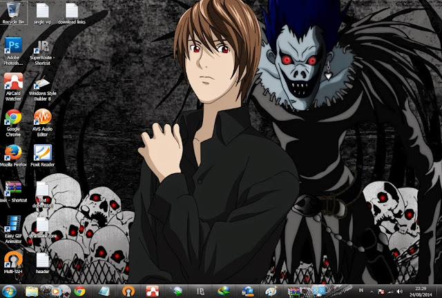 [ Theme Win 7 ] Death Note 2