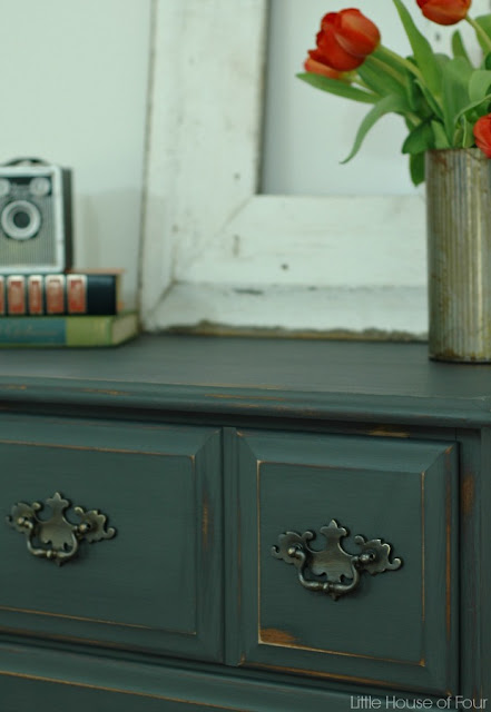 Learn how to SAVE MONEY by updating old hardware without using spray paint or chemicals