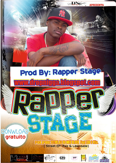 Rap Angolano - Rapper Stage-Estrelas Do Meu Block Feat Ldd e Cilio Campos