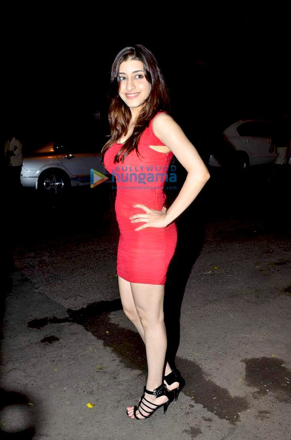 , Red Hot Kainaz Motivala At Ragani Mms Success Party