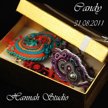 Candy u HANNAH STUDIO