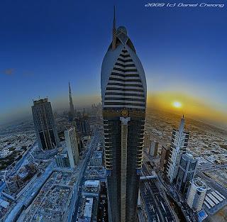 Rose Tower, Hotel Tertinggi Di Dunia