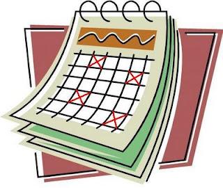 Calendario Laboratorio Mayo 2015