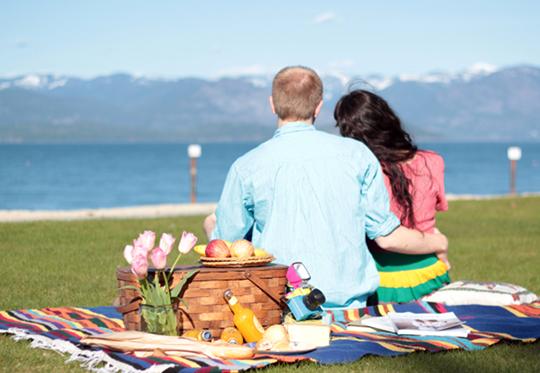picnic photoshoot